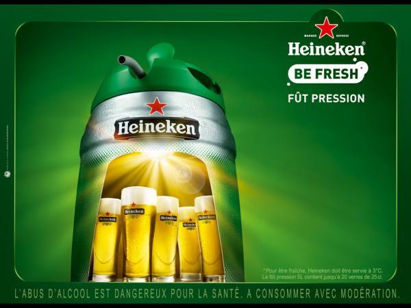 """Heineken Beer: """"Barrel"""", 2008"""