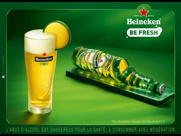 "Heineken Beer: ""Lemon"", 2008"