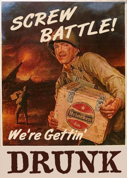 Sites de votes pour la pub du jeu - Page 3 Heineken_beer_poster_world_war_II