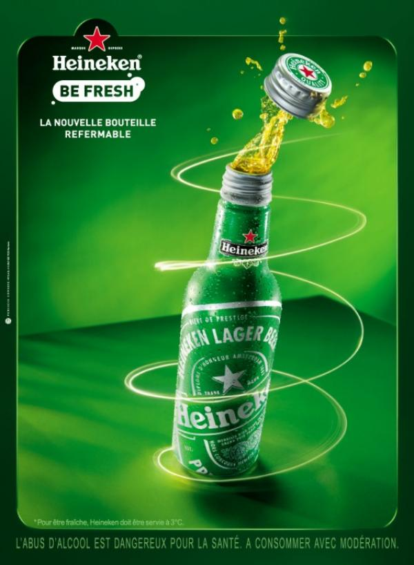 "Heineken Beer: ""Twister"", 2008"