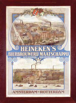 Heineken's Bierbrouwerij Maatschappij, Amsterdam - Rotterdam