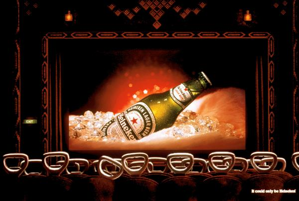 Heineken: Cinema, 2001