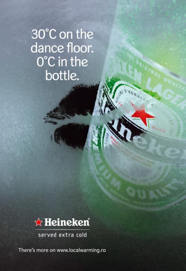 30° C on the dance floor 0° C in the bottle, 2007