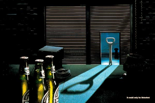 Heineken: Doorway, 2001