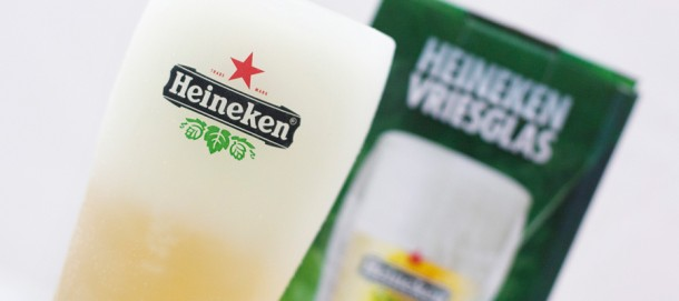 Heineken Glass Freeze #3