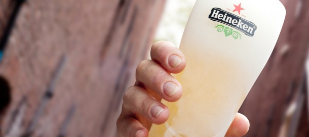 Heineken Glass Freeze #4