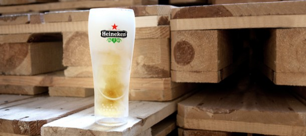 Heineken Glass Freeze #1