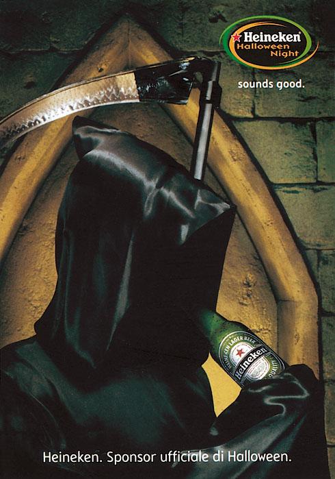 Heineken: death, 2003