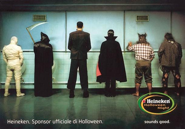Heineken: restroom, 2003
