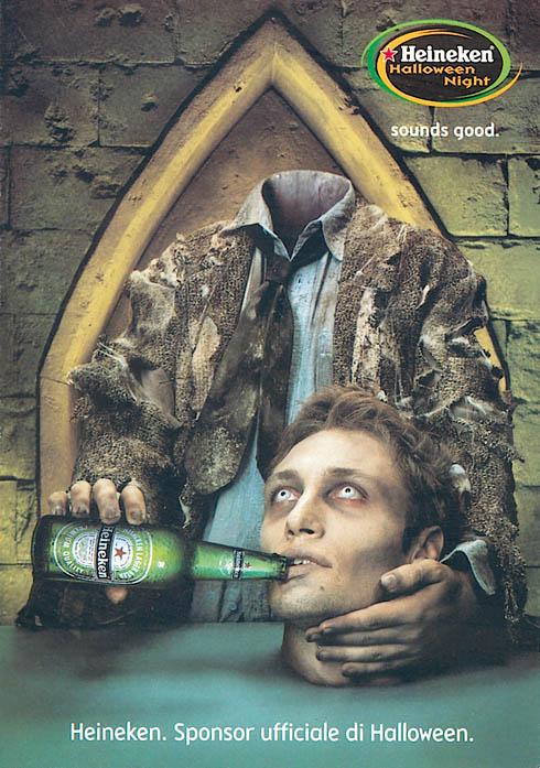 Heineken: zombie, 2003