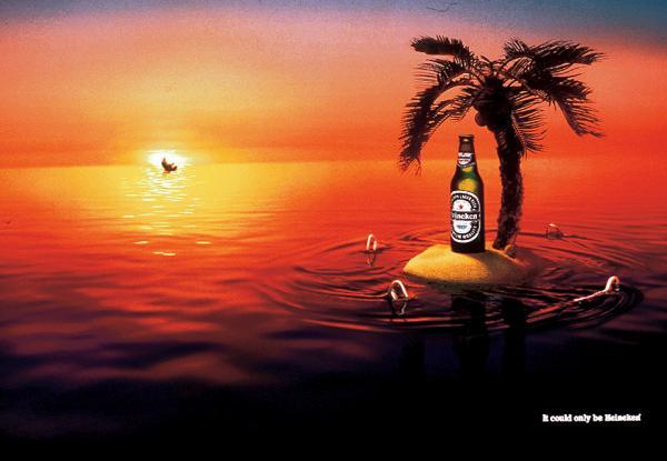 Heineken: Island, 2001