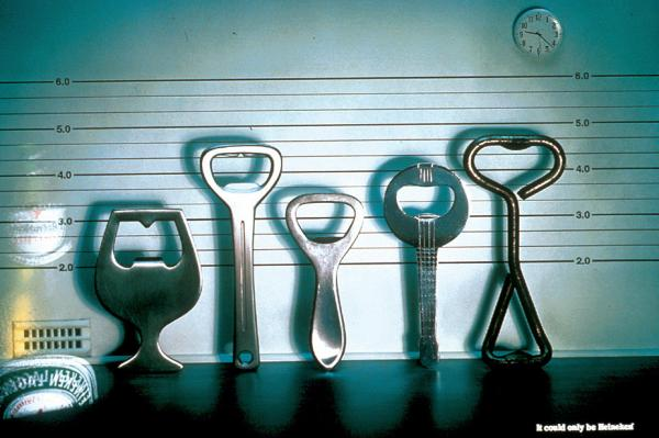 Heineken: Line up, 2001