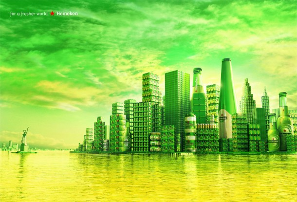 Heineken: New York City, 2008