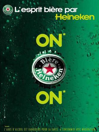 Heineken: on, 2003