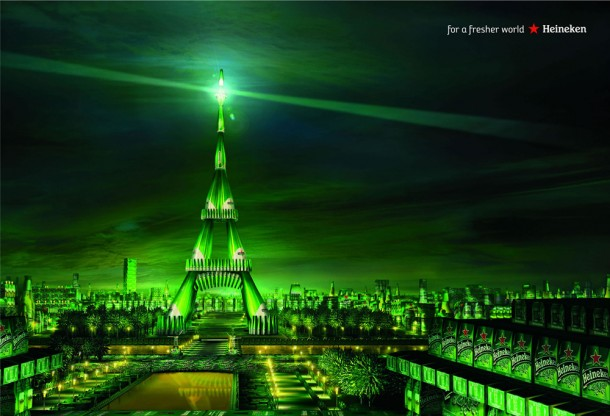 Heineken: Paris, 2008