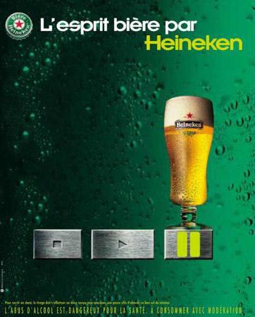 Heineken: pause button, 2003