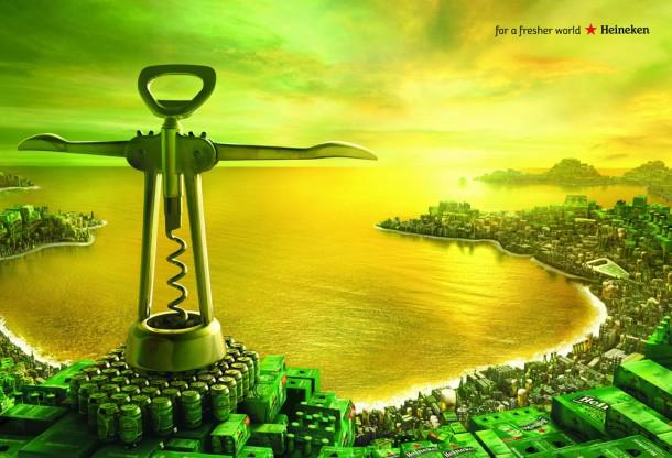 Heineken: Rio de Janeiro, 2008