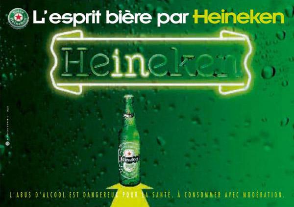 Heineken: sign, 2003