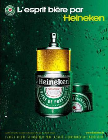 Heineken: spray, 2003