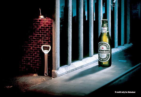 Heineken: Street corner, 2001