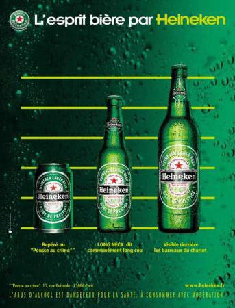 Heineken: suspects, 2003