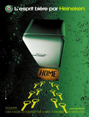 Heineken: the fridge, 2003