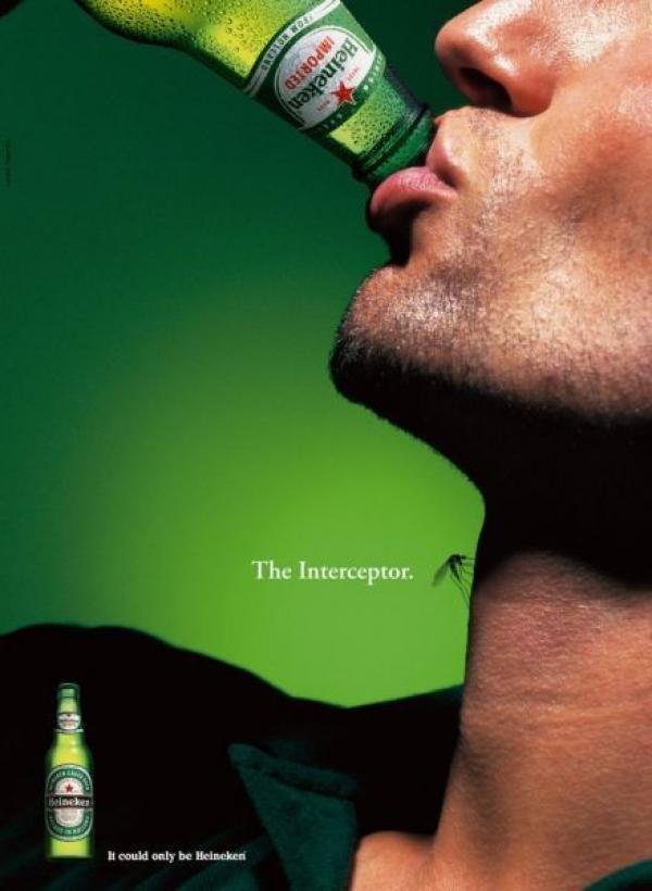 Heineken: The interceptor, 2003