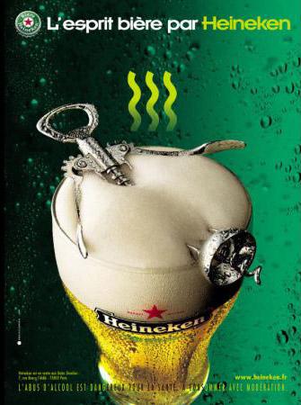 Heineken: the jacuzzi, 2003