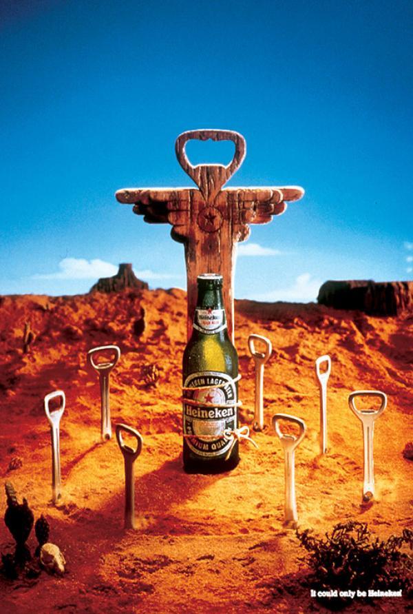 Heineken: Toten pole, 2001