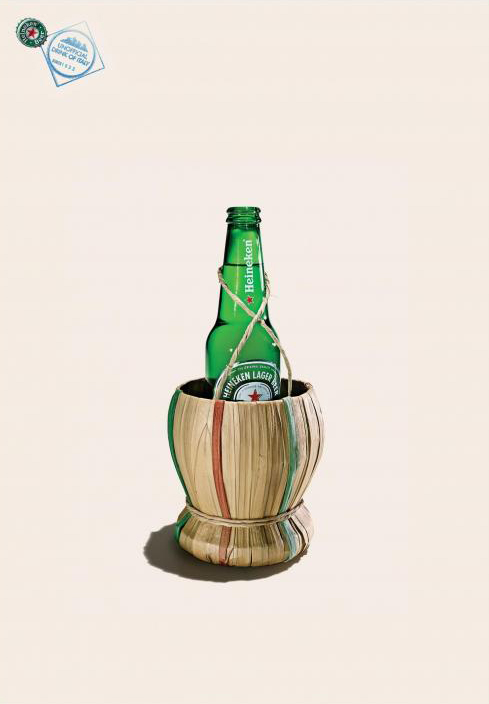 Heineken unofficial drink of Italy, 2007