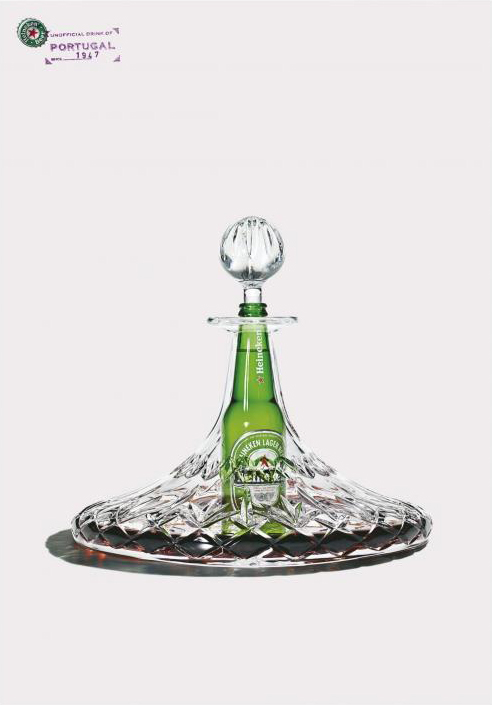 Heineken unofficial drink of Portugal, 2007