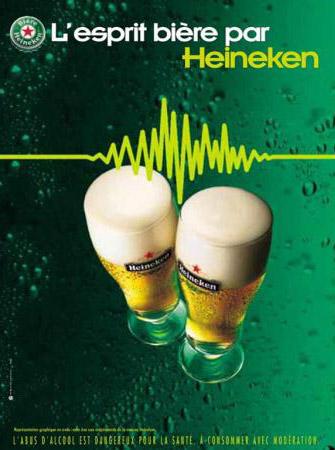Heineken: sound wave, 2003