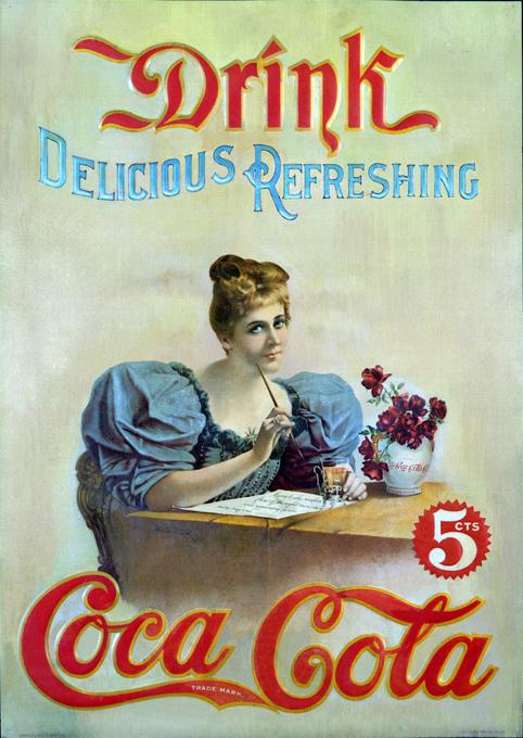Drink Delicious Refreshing Coca Cola
