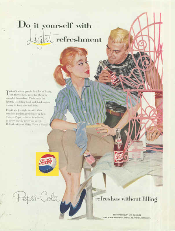 Do it yourself 1956
