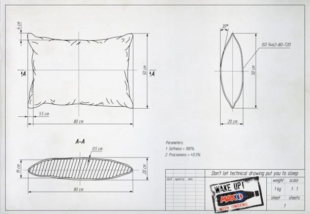 """""""Don't let technical drawing put you to sleep"""" 2010"""