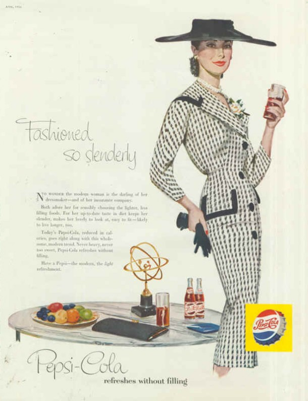 Fashioned so slenderly 1956
