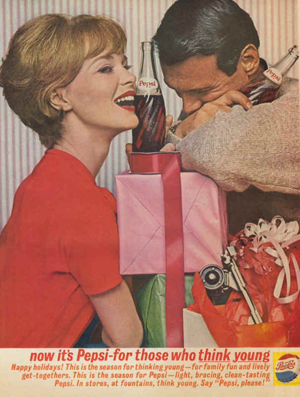 Happy holidays! 1962
