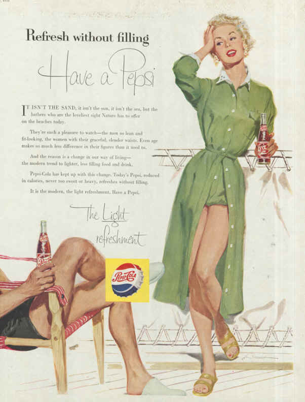 Have a Pepsi 1955
