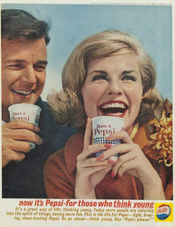 It's a great way of life, 1962