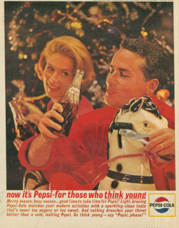 Merry season, busy season..., 1963