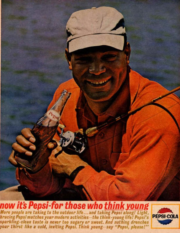 More people are taking to the outdoor life..., 1963