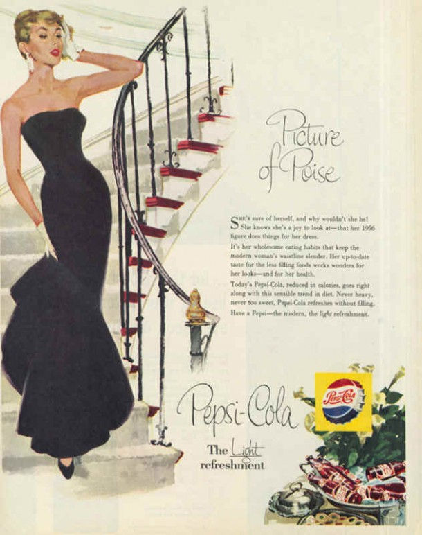 Picture of poise 1956