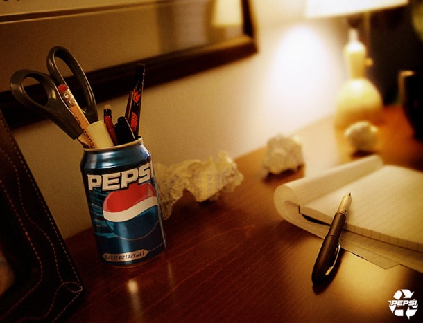 Pepsi recycle: can 2006