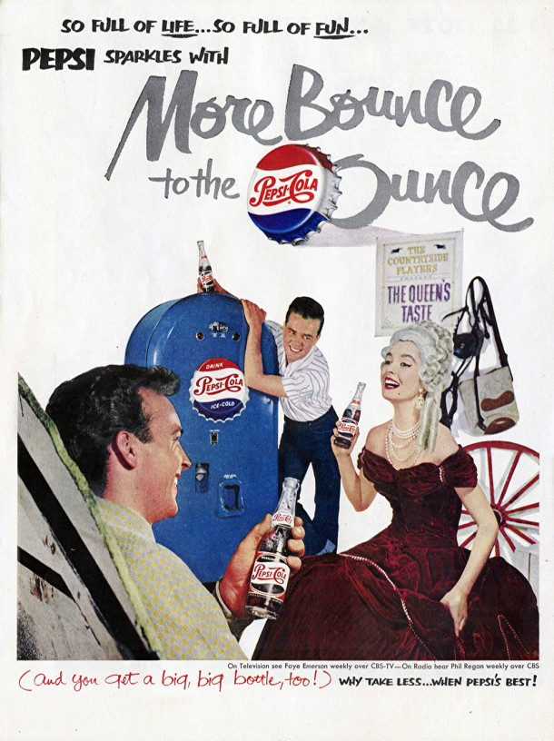 So full of life... so full of fun... 1951