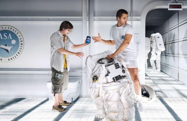 Pepsi Space Travel 2008