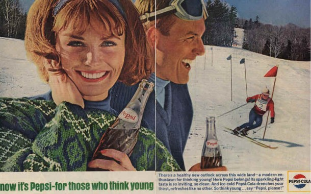 There's a healthy new outlook across this wide land, 1964