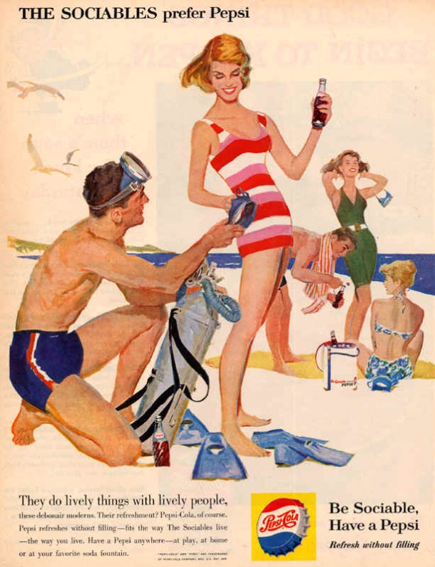 They do lively things with lively people, 1960