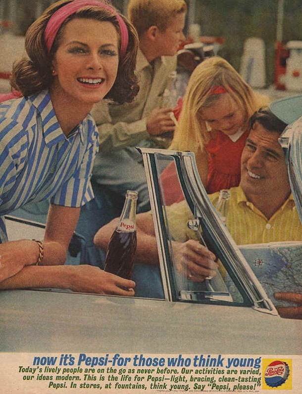 Today's lively people are on the go as never before, 1961