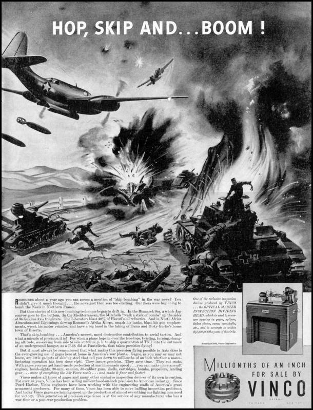 VINCO corp., 1944