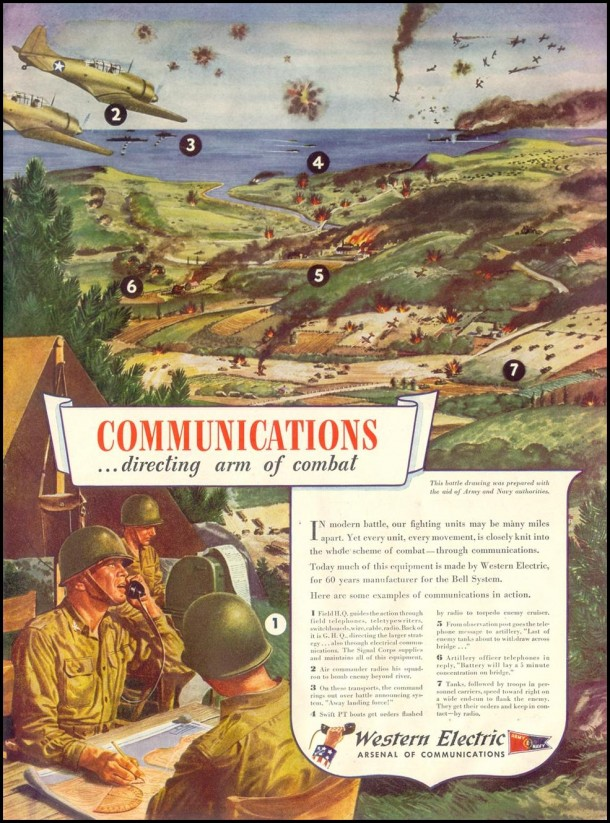 Western Electric, 1942